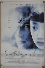 SNOW FALLING ON CEDARS DS ROLLED ORIG 1SH MOVIE POSTER ETHAN HAWKE DRAMA (1999)