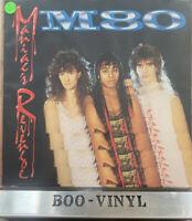 M80 ~MANIAC'S REVENGE~ VINYL ALBUM LP EX CON