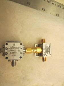 Mini-Circuits  Splitter ZX10R-14-S+ W/ Marki Mixer
