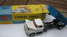 Corgi 483 Dodge Kew Tipper Playworn Original & Original Box From 1967-1972.
