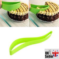 Nuevo Pastel Cortador Pastel Herramienta De Corte Pastel Cuchillo Cocina Gadget-Reino Unido Vendedor