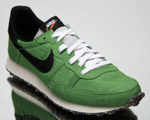 Nike Challenger OG Men's Green Black Athletic Casual Lifestyle Sneakers Shoes