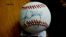JIM NORTHRUP Signed (1968 Tigers) American League Baseball -JSA Authenticated