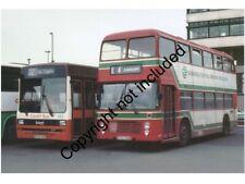 BUS PHOTO: RED & WHITE BRISTOL VRT 714 GTX738W
