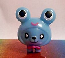 Moshi Monsters Halloween #84 SCAMP Blue Moshling Mini Figure Mint OOP