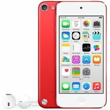 New Apple iPod touch 5th Generation Red 64GB MP3 MP4 Player - 90 Days Warranty