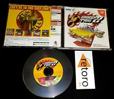 CRAZY TAXI 2 SEGA DREAMCAST JAPANESE JAPONES COMBINED SHIPPING IS OK ARCADE
