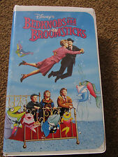 Disney's Bedknobs and Broomsticks VHS