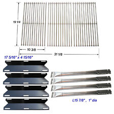 Charmglow720-0536,Grill Replacement Repair Kit Burner,Heat Plate ,Cooking Grid