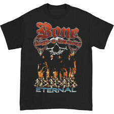 Authentic BONE THUGS-N-HARMONY Eternal Slim-Fit T-Shirt Black NEW