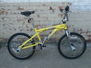 2000 Dyno Slammer BMX Freestyle Bicycle, Last Ones Made, Pacman Dropouts, NOS