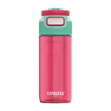 Kambukka Elton Water Bottle 500ml Watermelon, BPA Free with 3-in-1 Snapclean Lid