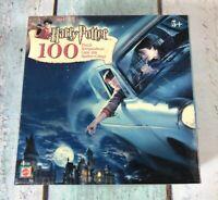 HARRY POTTER 100 JIGSAW WEASLEY FLYING CAR FABULOUS IMAGE BOX 2000's