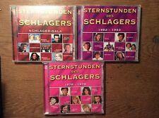 TIME LIFE - Sternstunden des Schlagers [3x 2 CD Album] Gala 1982-1983 1978-1979