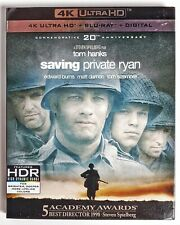 Saving Private Ryan (4K Ultra Hd+Blu-Ray) w/ Slipcover