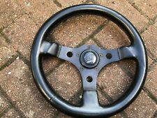 "GRANT RACING BLACK PERFORMANCE GT 13"" STEERING WHEEL 