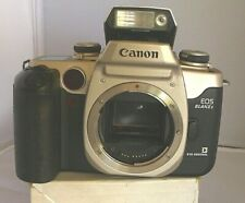 Canon EOS Elan IIE 35mm Camera ~ BODY ONLY ~TESTED A50