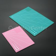 1PC A4/A5 Engraving Mat PVC Drawing Tool Measuring Patchwork Grid Lines Board