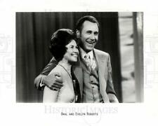 1975 Press Photo Oral Roberts Pentecostal televangelist - dfpb56895