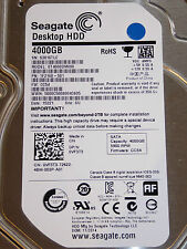 Seagate ST4000DM000 | PN: 1F2168-501 | CC54 | SU | 4TB disco rigido #07