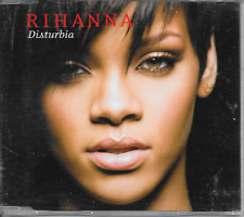 RIHANNA - Disturbia CDM 3TR Enhanced Europe 2008 (Def Jam Recordings)