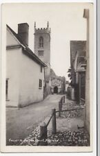Suffolk; Tower & Alston Court RP PPC Unposted, c 1930s