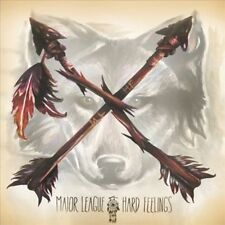Hard Feelings by Major League (pop punk) (Vinyl, Dec-2012, No Sleep Records)