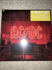 AC/DC - PWR UP Power Up LTD YELLOW COLOURED VINYL LP NEW