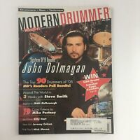 Modern Drummer Magazine July 2005 John Dolmayan & Steve Smith & Matt McDonough