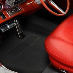 w//o Gas Tank in Cab Loop 4WD 1965-1972 Ford F-100 Carpet Reg Cab