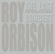 ROY ORBISON - THE LAST CONCERT 2 CD  25 TRACKS INTERNATIONAL POP  NEU