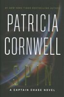 Spin, Hardcover by Cornwell, Patricia Daniels, Brand New, Free shipping in th...