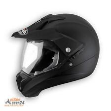 Airoh S5 Color Mattschwarz M (57-58) Motocross Quad Motorrad Enduro Helm
