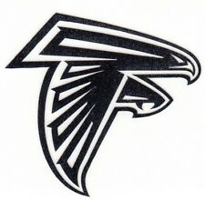 REFLECTIVE Atlanta Falcons fire helmet motorcycle hard hat decal sticker RTIC