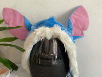 Disney World LILO STITCH Hallowmas Costume Plush Hat