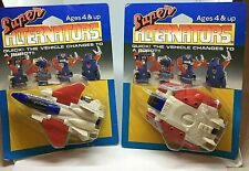 Super Alternators Toys By Tomy 1986 Vintage Vehicle Changes To A Robot !!