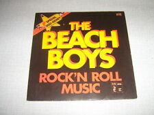 THE BEACH BOYS 45 TOURS FRANCE CHUCK BERRY ROCK'N'ROLL