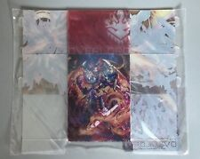 CARDFIGHT VANGUARD DRAGONIC OVERLORD THE END ACE X LEGEND DECK BOX/CASE