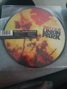 "Linkin Park Shadow Of The Day Ltd 7"" Picture Disc MINT Punk Rock Green Day Biffy"
