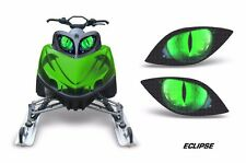 Headlight Eye Graphics Kit Decal Cover For Arctic Cat M Series Crossfire ECLPS G