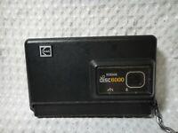 Vintage Kodak Disc 6000 Camera