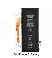NEW REPLACEMENT ZERO CYCLED 1810 mAh BATTERY FOR iphone 6 & 6G - 4.7'  Logo