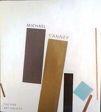 Michael Canney: Oils, Alkyds and Reliefs, , Miller, Robert, Liss, Paul, Very Goo
