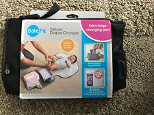 Safe Fit Deluxe Diaper Changer
