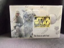 STAR WARS CCG HOTH LIMITED EDITION BOOSTER BOX NEW, FACTORY SEALED, FREE SHIPING