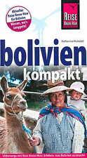 BOLIVIEN kompakt Reiseführer REISE KNOW-HOW 2014 DM Südamerika Amazonas