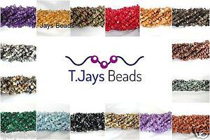 Gemstone Chip Beads  5-8mm   Jewellery Making   UK Seller