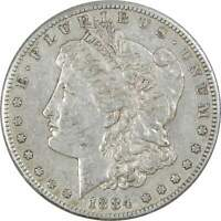1884 S Morgan Dollar XF EF Extremely Fine 90% Silver $1 US Coin Collectible