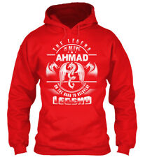 Ahmad The Legend Alive - Is On Road To Recovery Standard College Hoodie
