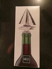 Mikasa Sail Ship Bottle Topper
